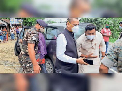 केंद्रीय गृह राज्यमंत्री का दावा-भारत दुनिया का पहला देश जिसने बहुत कम समय में कोरोना पर पाया काबू|पटना,Patna - Dainik Bhaskar