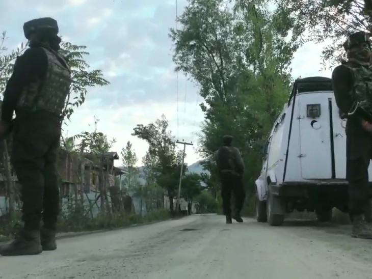 सुरक्षाबलों ने सोपोर में 3 आतंकी मार गिराए, इनमें लश्कर का टॉप कमांडर मुदासिर पंडित भी शामिल|देश,National - Dainik Bhaskar