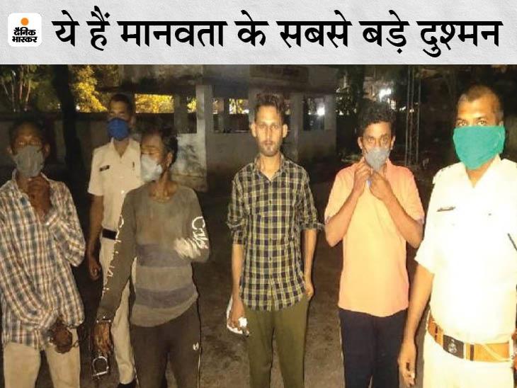जबलपुर के अस्पताल संचालक मोखा ने कहा था- इंजेक्शन के नाम पर कुछ भी लाओ, सब चलेगा; सभी का तय था कमीशन|जबलपुर,Jabalpur - Dainik Bhaskar
