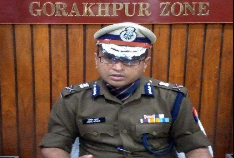 दरोगाओं को न्याय दिलाने आगे आए ADG; DIG टेक्निकल सर्विसेज ने मांगी दरोगाओं के कैरेक्टर रोल की कॉपी|गोरखपुर,Gorakhpur - Dainik Bhaskar