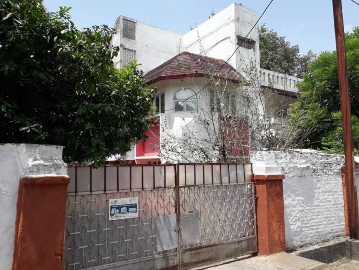मकान का ताला तोड़कर सोने के जेवर और 20 हजार नकदी लेकर चोर फरार, तीन और स्थानाें पर चोरी|जबलपुर,Jabalpur - Dainik Bhaskar