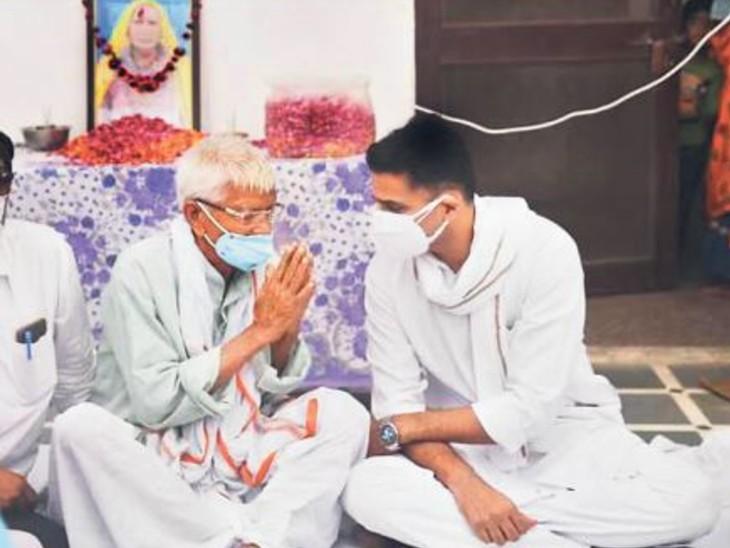 सियासी सेंधमारी? सीएम क्वारेंटाइन, सचिन उनके गुट के विधायकों से मिले, काफिले के साथ ताबड़तोड़ दौरों के लिए निकले जयपुर,Jaipur - Dainik Bhaskar