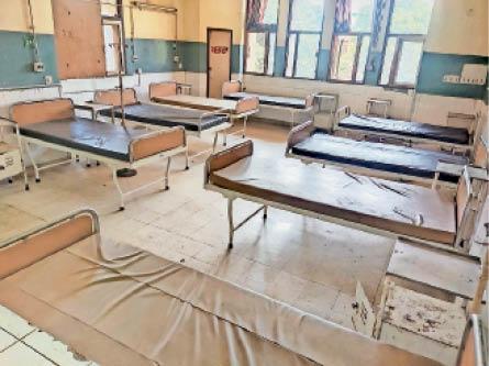 काेराेना से 3 मरीजों की माैत, 49 नए संक्रमित, ब्लैक फंगस का काेई केस नहीं, सिविल में 23 काेराेना पीड़ित दाखिल, 317 बेड खाली|जालंधर,Jalandhar - Dainik Bhaskar