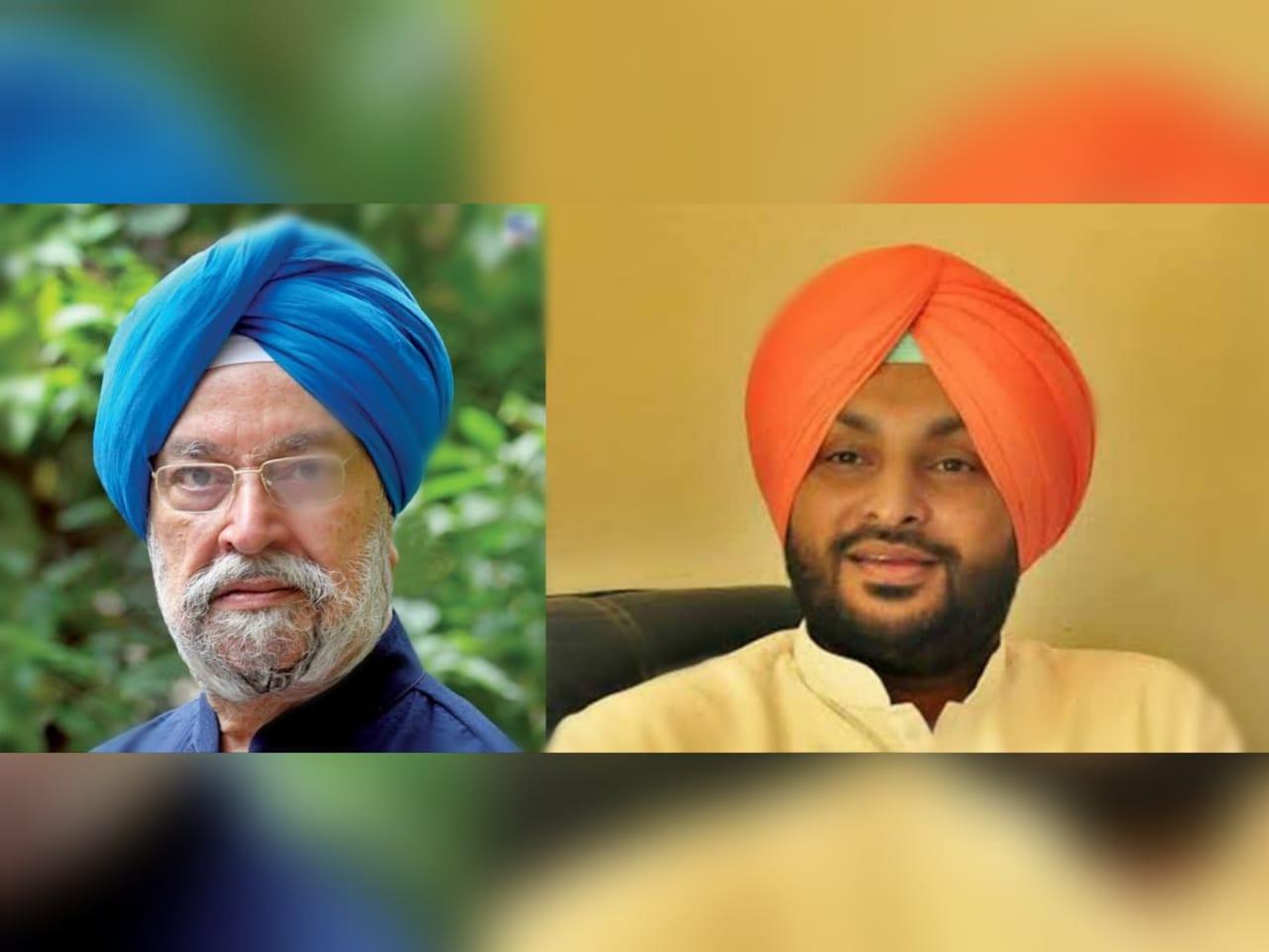 जालंधर में केंद्रीय मंत्री हरदीप पुरी और कांग्रेस सांसद बिट्टू पर कार्रवाई की मांग; पंथक-गैर पंथक मुद्दा उठा, दलितों के अपमान का आरोप|जालंधर,Jalandhar - Dainik Bhaskar
