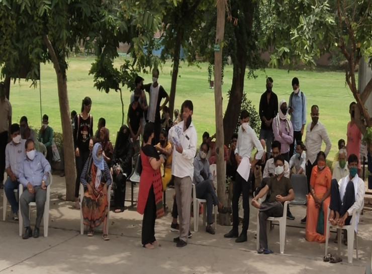 30 जिलों में एक भी मौत नहीं, 11 जिलों में कोरोना संक्रमण और मौत का आंकड़ा जीरो; दो दिन से अलवर में सबसे ज्यादा केस जयपुर,Jaipur - Dainik Bhaskar