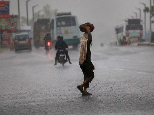 जालंधर में अब तक 86.1 मिलीमीटर बरसा मानसून राज्य में दूसरे नंबर पर|जालंधर,Jalandhar - Dainik Bhaskar
