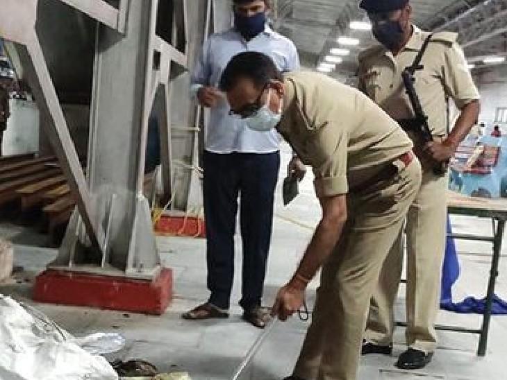 सिकंदराबाद में 4 तो मुजफ्फरनगर में एक संदिग्ध से हुई पूछताछ, जम्मू के जेल में बंद छपरा के मो. जावेद से जुड़ा कनेक्शन|पटना,Patna - Dainik Bhaskar