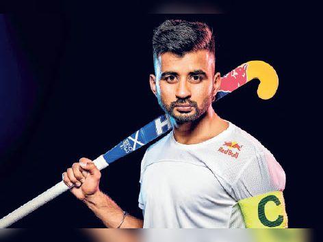 ओलिंपिक में 21 साल बाद भारतीय हॉकी टीम की कप्तानी पंजाब को|जालंधर,Jalandhar - Dainik Bhaskar