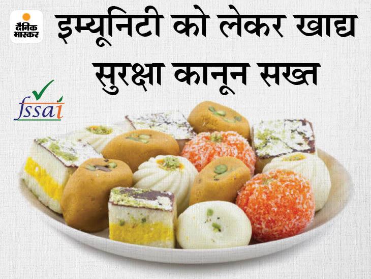 रेस्टोरेंट और मिठाई दुकानों पर डिस्प्ले लगाकर बताना होगा कि किस डिश में क्या-क्या मिलाया है|बिहार,Bihar - Dainik Bhaskar