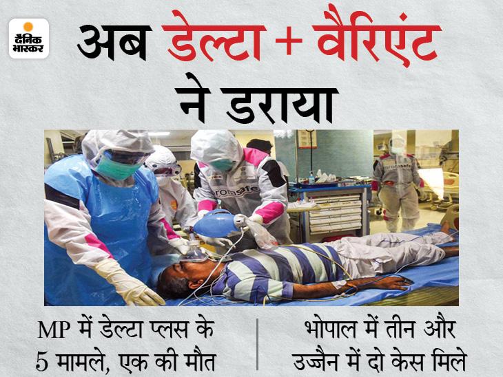 उज्जैन में संक्रमण से जान गंवाने वाली महिला को नहीं लगा था टीका; पति लगवा चुके थे वैक्सीन, वे स्वस्थ मध्य प्रदेश,Madhya Pradesh - Dainik Bhaskar