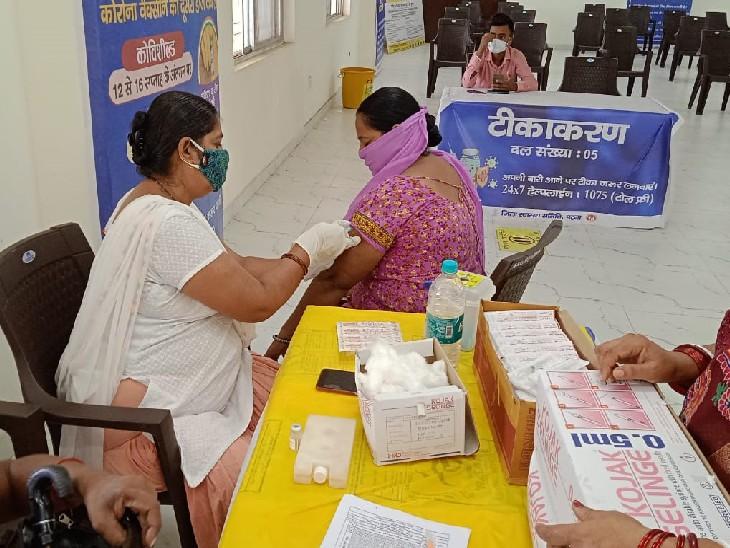 एक दिन में 87000 लोगों को टीका लगाने का लक्ष्य, 25 जून को मेगा कैंप में आप भी बन जाएं हिस्सा बिहार,Bihar - Dainik Bhaskar