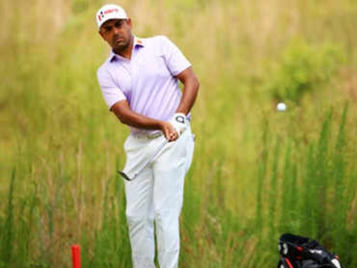 अनिर्बान लाहिरी ओलिंपिक के लिए क्वॉलिफाई हो गए हैं।  इंटरनेशनल गोल्फ फेडरेशन की जारी सूची में वे 60 वें स्थान पर हैं। - Dainik Bhaskar