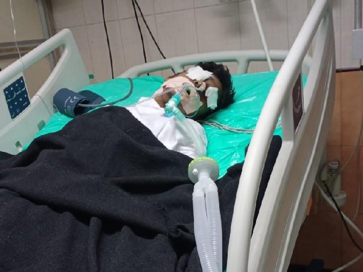 मुंबई के सरकारी हॉस्पिटल के ICU में भर्ती मरीज की आंख कुतर गया चूहा, इलाज के दौरान मौत हुई|महाराष्ट्र,Maharashtra - Dainik Bhaskar
