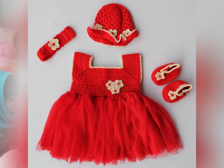 तरिषी एक दर्जन से ज्यादा वैराइटी के किड्स ड्रेस की मार्केटिंग कर रही हैं। इसमें सर्दी से लेकर गर्मी तक के कपड़े शामिल हैं।