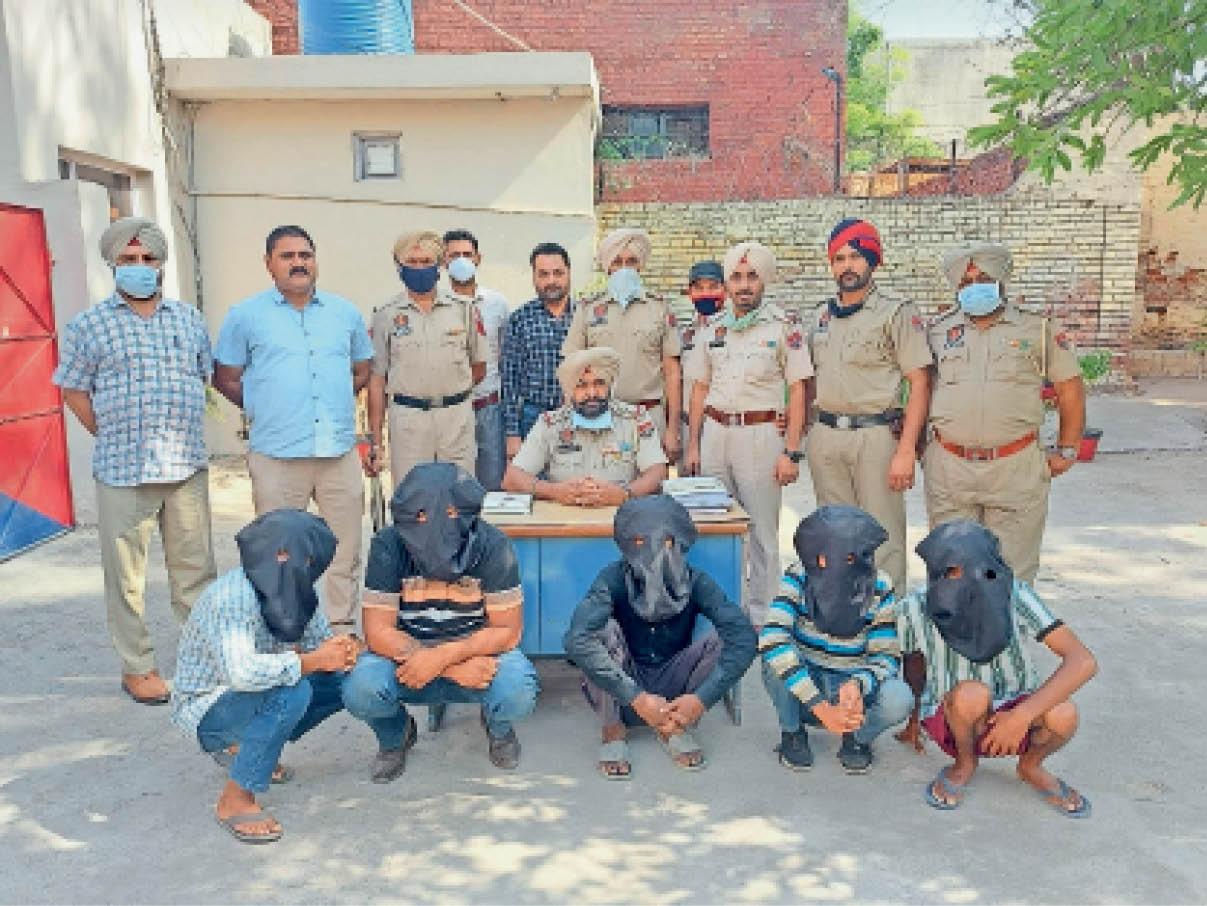 वरुण मर्डर में पांच गिरफ्तार, लाखों रुपए के लालच में चपड़ासी ने करवाई थी किडनैपिंग|चंडीगढ़,Chandigarh - Dainik Bhaskar