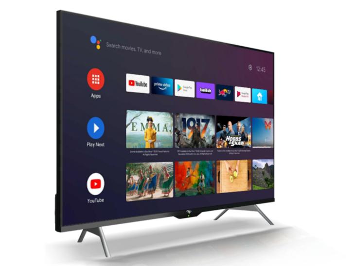 आईटेल अगले महीने स्मार्ट एंड्रॉयड टीवी लाएगी, दमदार साउंड के लिए 24 वॉट स्पीकर मिलेंगे|टेक & ऑटो,Tech & Auto - Dainik Bhaskar