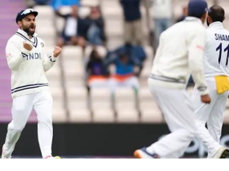 लक्ष्मण बोले -WTC फाइनल में न्यूजीलैंड की पहली पारी में टेलर का विकेट कोहली की बेहतर कप्तानी का नमूना; टेलर 11 रन ही बना सके क्रिकेट,Cricket - Dainik Bhaskar