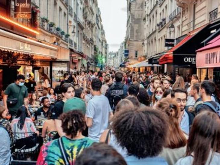 यूरोप में अगस्त अंत तक मिलने वाले नए केस में 90% डेल्टा वैरिएंट के होंगे, मौसमी बीमारियों ने कोरोना का संकट दोगुना किया|विदेश,International - Dainik Bhaskar