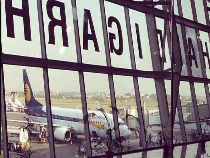 हाईकोर्ट ने कहा-एयरपोर्ट पर प्रीपेड टैक्सी सर्विसेज टेंडर अलॉटमेंट पर क्यों न रोक लगा दें|चंडीगढ़,Chandigarh - Dainik Bhaskar