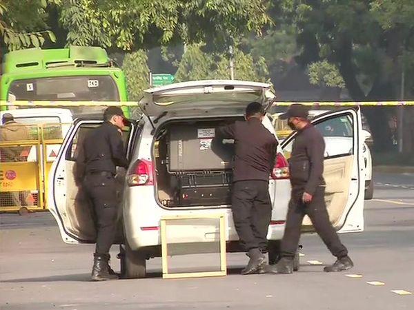 एपीजे अब्दुल कलाम रोड पर 29 जनवरी की शाम लगभग 5 बजकर 5 मिनट पर बम धमाका हुआ था।