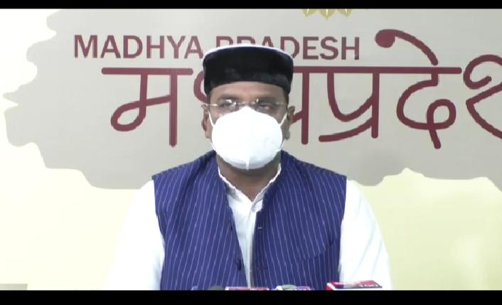 चिकित्सा शिक्षा मंत्री बोले- जिनोम सीक्वेंसिंग की मशीन जल्द लगेगी, भोपाल में ही होगी जांच मध्य प्रदेश,Madhya Pradesh - Dainik Bhaskar