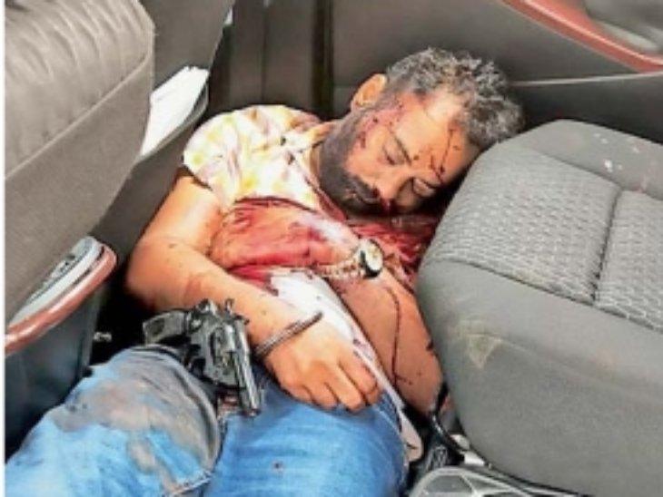 3 दिन से फिरोजपुर के जिस प्रॉपर्टी डीलर को तलाश रही थी पंजाब पुलिस, हरियाणा के कुरुक्षेत्र में कार में मिला उसका शव|हरियाणा,Haryana - Dainik Bhaskar