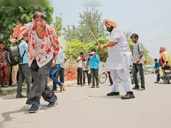 विरोध करने वाले जाखड़, सरकारिया व तृप्त बाजवा ने बेटे-भतीजे को भी चेयरमैन बनवाया है: फतेहजंग चंडीगढ़,Chandigarh - Dainik Bhaskar