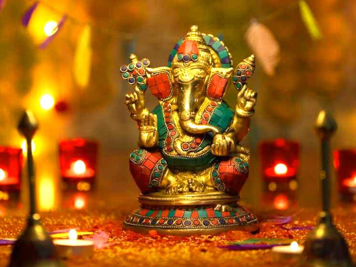 कष्टों से मुक्ति के लिए रविवार को संकष्टी चतुर्थी पर की जाएगी गणेश पूजा|धर्म,Dharm - Dainik Bhaskar