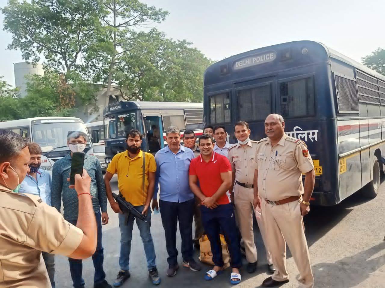 दिल्ली कोर्ट ने सुशील कुमार की न्यायिक हिरासत 9 जुलाई तक बढ़ा दी है।