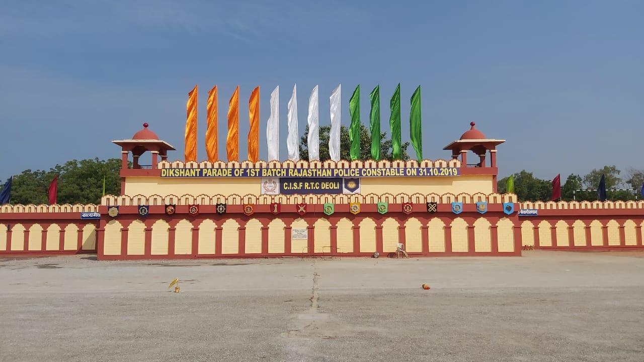 कोरोना की विकट परिस्थिति में 1786 जवानों को एक साथ देगा प्रशिक्षण, जुलाई में शुरू होगा सत्र टोंक,Tonk - Dainik Bhaskar