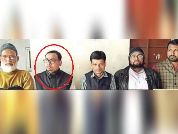 5 मौलानाओं पर हिंदुओं का धर्मांतरण कराने का शक, ATS के निशाने पर आए; इन पर कानपुर में दंगा कराने का भी आरोप लखनऊ,Lucknow - Dainik Bhaskar