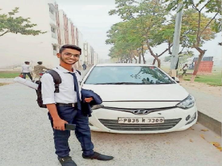 एमएम यूनिवर्सिटी के हॉस्टल में फंदे पर लटकता मिला इंजीनियरिंग का छात्र, पोस्ट किया था- जिंदगी रूठी है हमसे, जिंदगी से ही मुंह मोड़ रहा हूं.....|अम्बाला,Ambala - Dainik Bhaskar