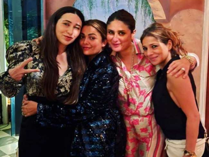 करिश्मा का बर्थडे बैश: अमृता अरोड़ा ने सोशल मीडिया पर शेयर की पार्टी की फोटो, लिखा- तुम हमेशा ऐसे ही चमकती रहो