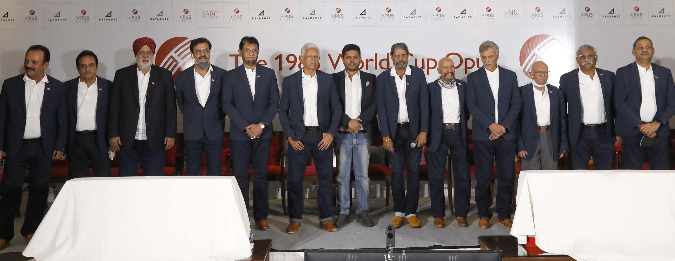 इस अवसर पर क्रिकेट जगत के दिग्गज खिलाड़ी मौजूद थे। - Dainik Bhaskar