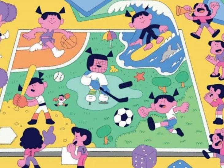 खेल में नतीजे के बजाय कोशिश की तारीफ करें, परिवार के साथ वाली एक्सरसाइज से शुरुआत करें|विदेश,International - Dainik Bhaskar