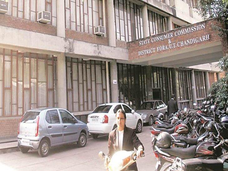 होटल में नहीं था स्वीमिंग पूल, कंज्यूमर कमीशन ने ऑनलाइन ट्रैवल कंपनी पर लगाया एक लाख रुपए जुर्माना चंडीगढ़,Chandigarh - Dainik Bhaskar