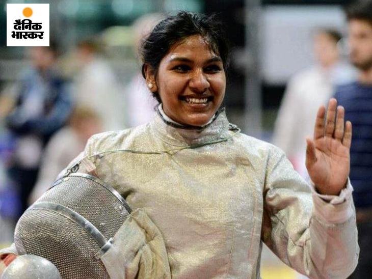 भवानी देवी टोक्यो ओलिंपिक के लिए इटली में ट्रेनिंग कर रही हैं।