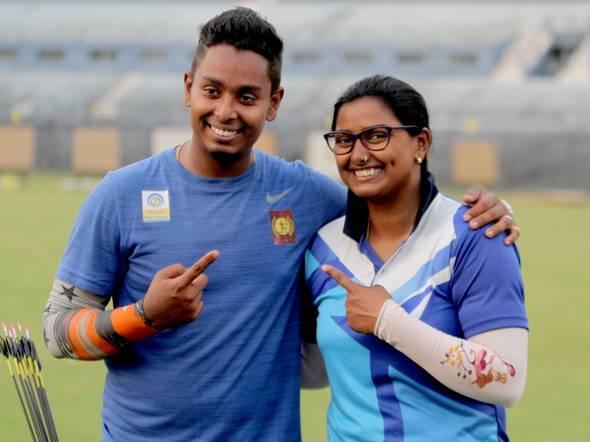 दीपिका ने मैच जीतने के बाद कहा कि ऐसा लगता है, जैसे हम एक-दूसरे के लिए ही बने हैं।