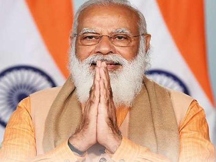 फ्लाइंग सिख की तारीफ में पीएम मोदी बोले- हर समय खेल के प्रति समर्पित रहने वाले मिल्खा सिंह देश के गौरव थे|चंडीगढ़,Chandigarh - Dainik Bhaskar