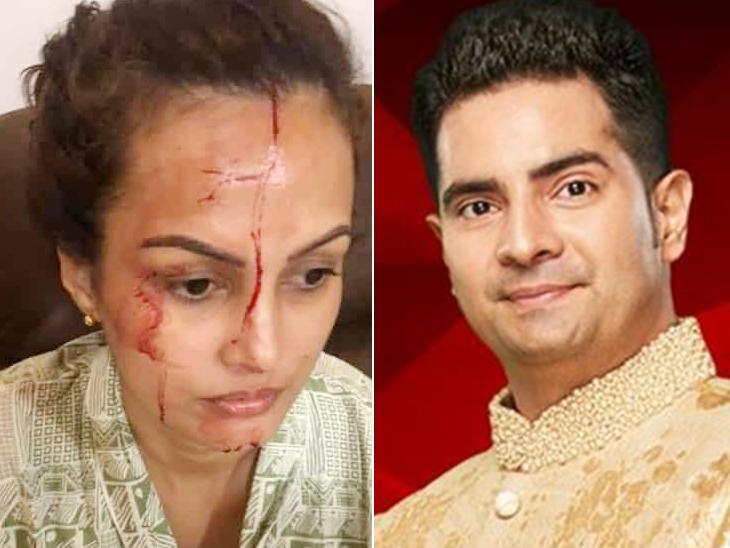 6 साल तक डेट करने के बाद 24 नवंबर 2012 को निशा रावल और करण मेहरा ने शादी की थी। - Dainik Bhaskar