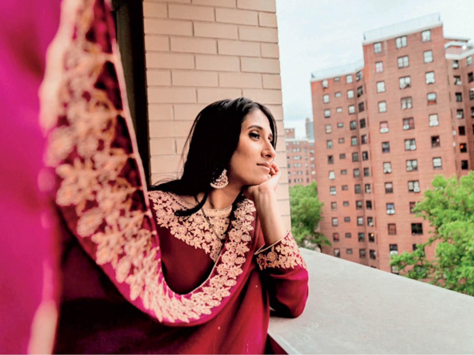 अमेरिका में भारतवंशी महिला पंडित! ये समानता की पैरोकार, पढ़िए इनकी कहानी|विदेश,International - Dainik Bhaskar