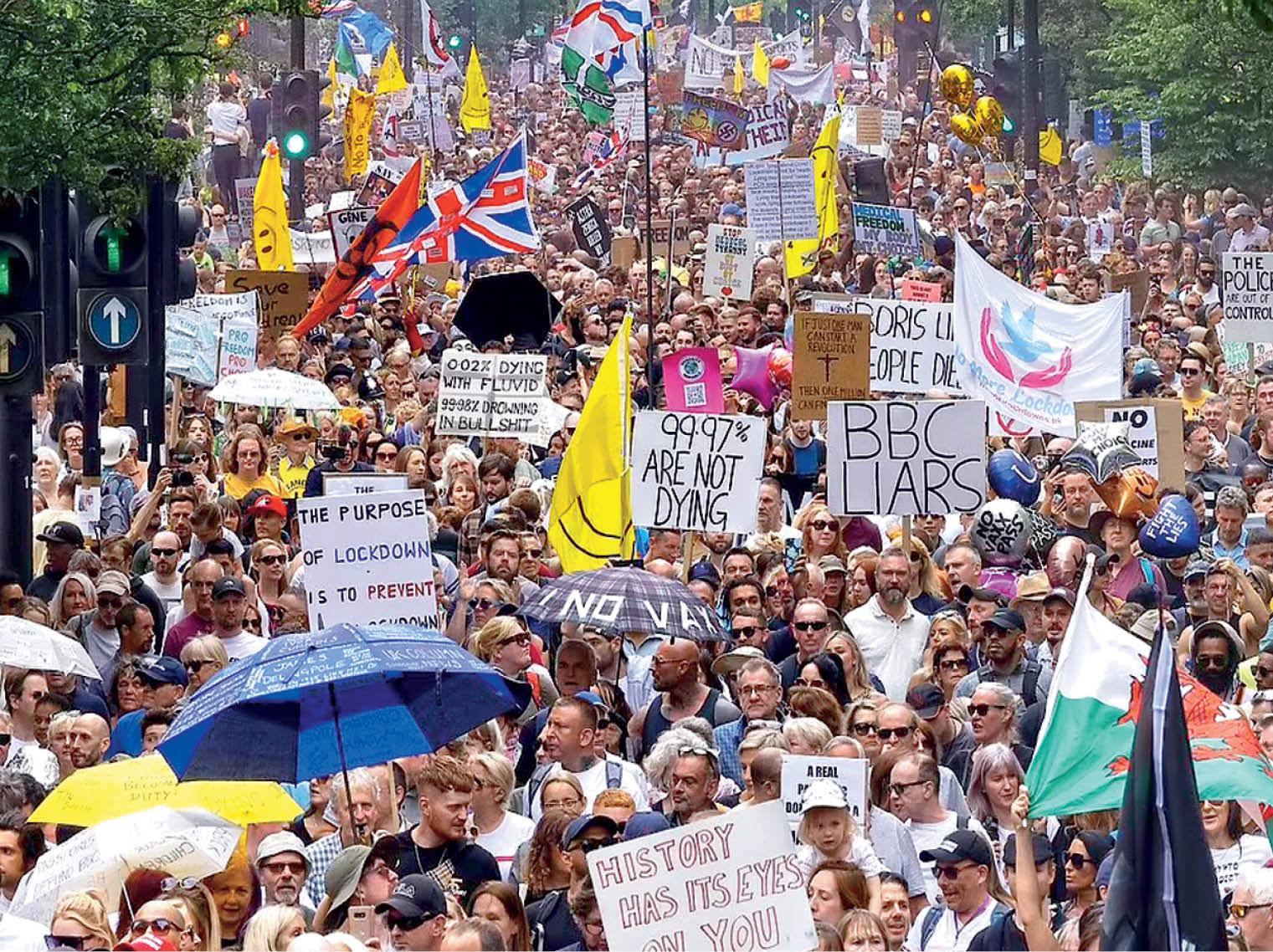 30 हजार लोग सड़कों पर, सहयोगी से अफेयर के विरोध में प्रदर्शन; लोग गिरफ्तारी पर अड़े|विदेश,International - Dainik Bhaskar