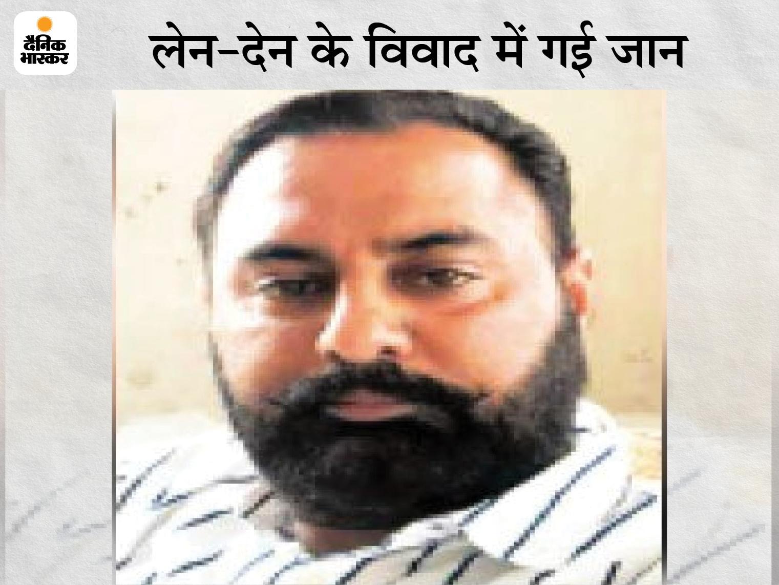 आरोपियों ने प्रॉपर्टी देखने के बहाने बुलाकर किराए के मकान में बनायाबंधक; उसी का रिवॉल्वर छीनकर गाड़ी में मार दी चार गोलियां चंडीगढ़,Chandigarh - Dainik Bhaskar