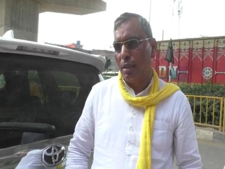 वाराणसी में बोले सुभासपा अध्यक्ष- यूपी से BJP का जाना तय है और हम 2022 के चुनाव में यह करके दिखाएंगे; बंगाल में खेला हुआ था और यहां भी होगा|वाराणसी,Varanasi - Dainik Bhaskar