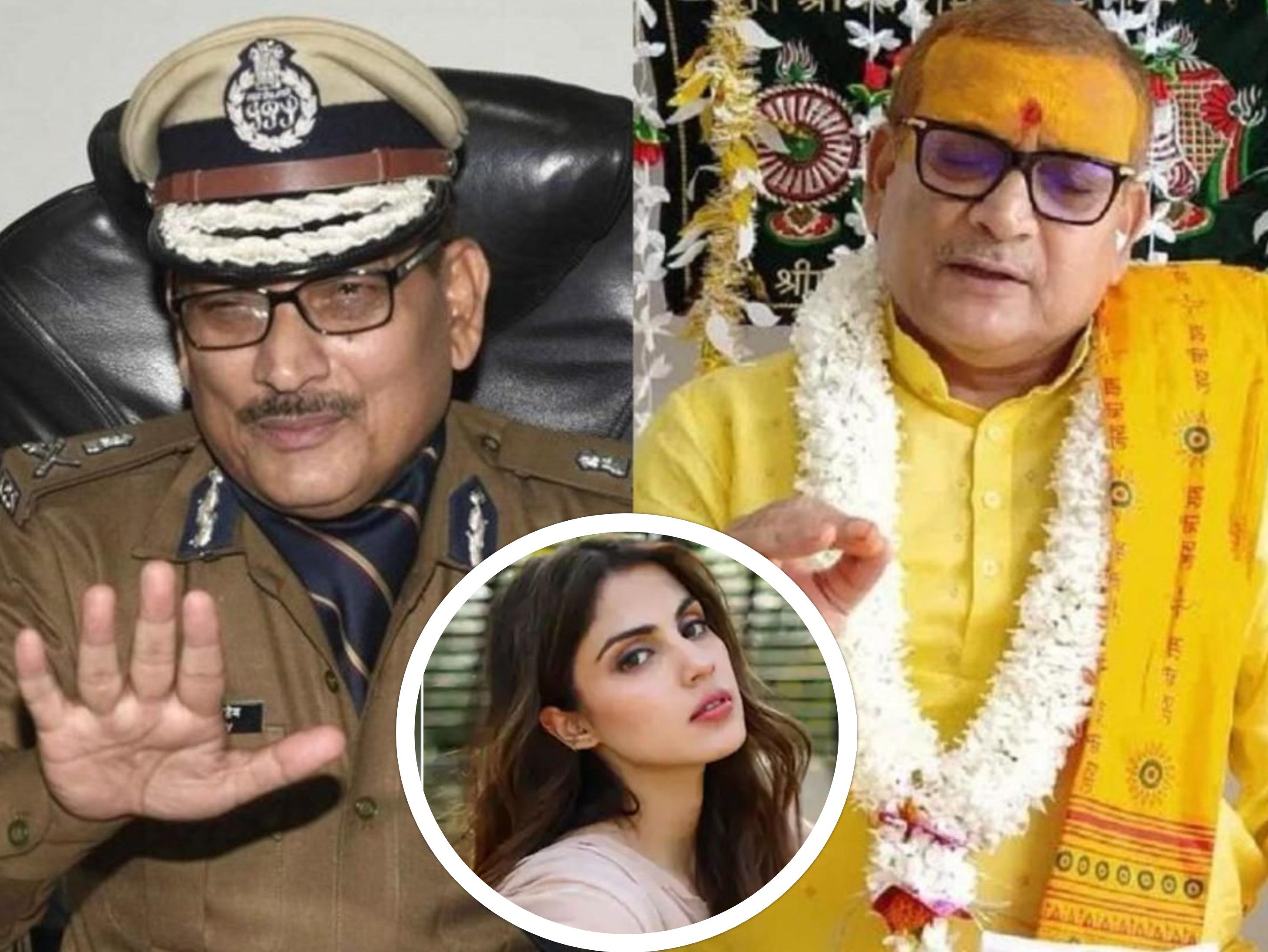 अयोध्या में कथावाचन कर रहे गुप्तेश्वर पांडेय बोले- रिया चक्रवर्ती पर किए औकात वाले कमेंट पर खेद है बॉलीवुड,Bollywood - Dainik Bhaskar