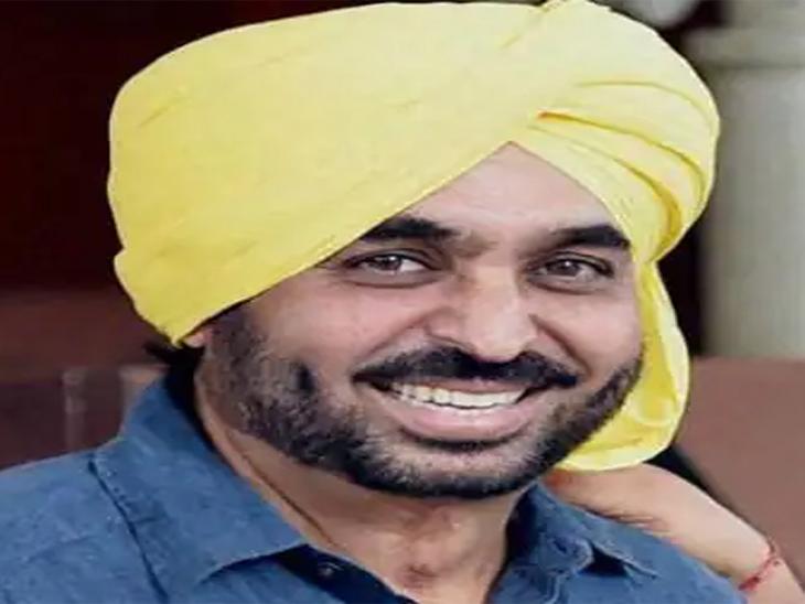 सांसद भगवंत मान ने बताया कि अरविंद केजरीवाल दिल्ली के लोगों को मिल रही अनेक सुविधाओं की तर्ज पर पंजाब के लोगों के लिए भी सुविधाओं का ऐलान करेंगे। - Dainik Bhaskar