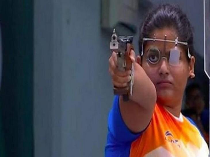 राही सरनोबत ने शूटिंग वर्ल्ड कप में गोल्ड मेडल जीता, मनु चूकीं; 4 मेडल के साथ भारत छठे स्थान पर|स्पोर्ट्स,Sports - Dainik Bhaskar