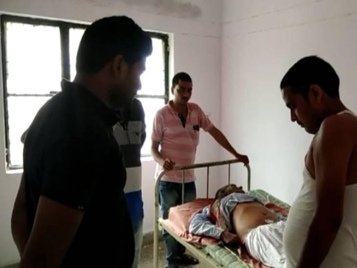 आकाशीय बिजली गिरने से 3 की मौत, तीन घायल, अलग-अलग स्थानों पर हुई दुर्घटना|वाराणसी,Varanasi - Dainik Bhaskar
