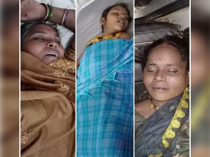 बिजली गिरने से 16 साल की किशोरी सहित एक परिवार के 3 लोगों की मौत; बारिश से बचने के लिए पेड़ के नीचे खड़े थे सभी छत्तीसगढ़,Chhattisgarh - Dainik Bhaskar