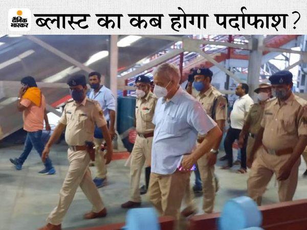 रेलवे स्टेशन पर पार्सल ब्लास्ट मामले में जांच एजेंसियों के सामने आए नए सवाल; हैदराबाद जेल से नेपाल तक पहुंचा कनेक्शन|बिहार,Bihar - Dainik Bhaskar